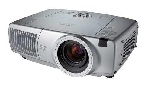 Hitachi projektor